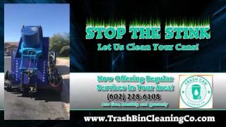 Trash Can Cleaning Companies