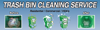 The Trash Can Cleaning Company
