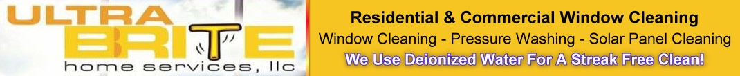 Ultra Brite Home Services - Commercial And Residential Window Washing