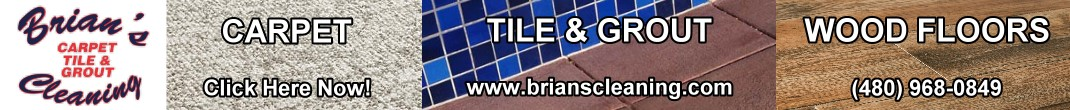 Brian's Carpet, Tile & Grout Cleaning